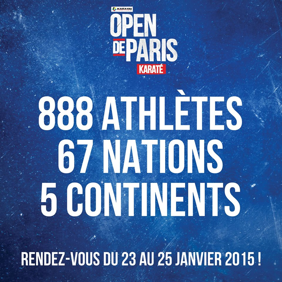 Open de Paris Affiche